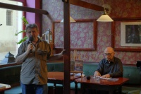 Gościem Klubu był dr Jerzy Gizella -  dsf5890