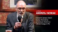 prof. Andrzej Nowak